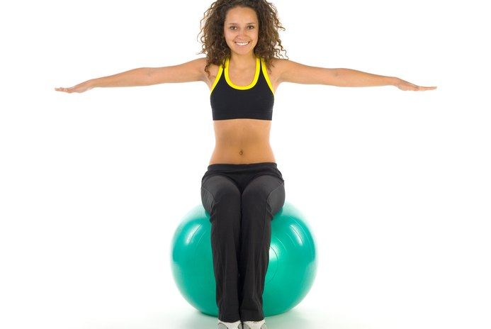 Swiss Ball Exercise Programs