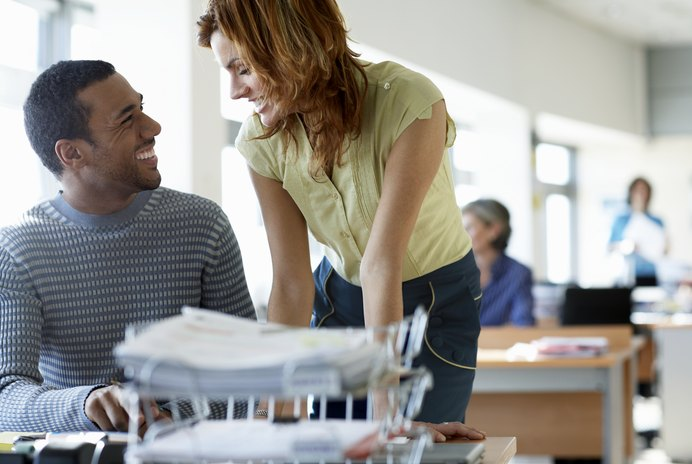What to Do if a Relationship at the Workplace Goes Bad