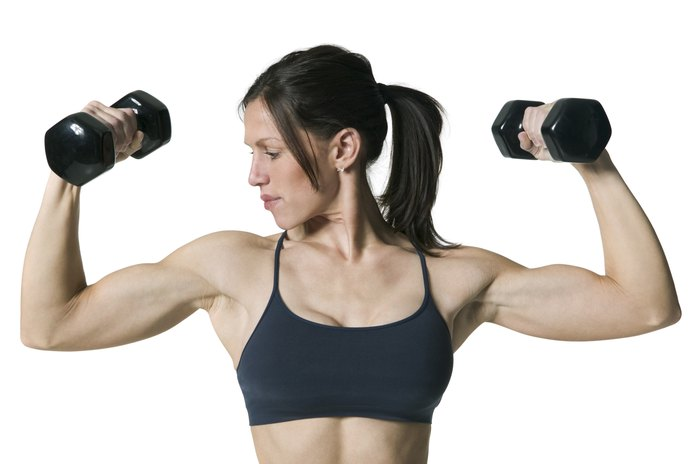 A Pyramid Workout for the Biceps