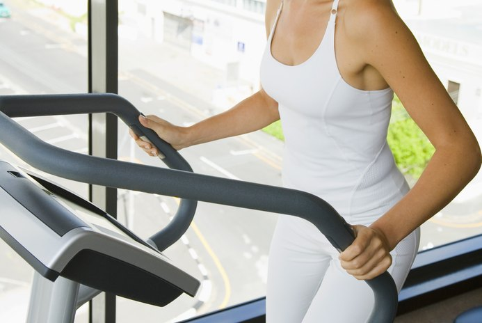 Elliptical Machines for 5K Race Training