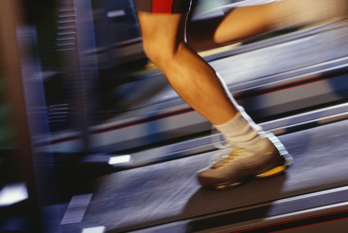 How to Keep a Treadmill From Moving Across the Floor