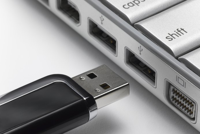 Flash Drive Abuse in the Workplace