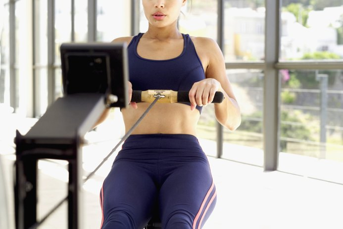 How to Row Correctly on a Rowing Machine