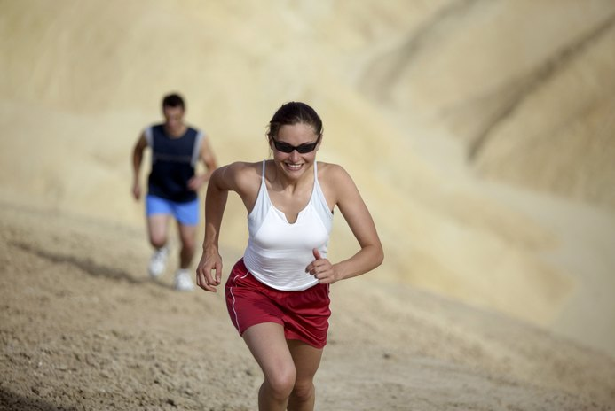 What Are the Health Benefits of Uphill Sprinting?