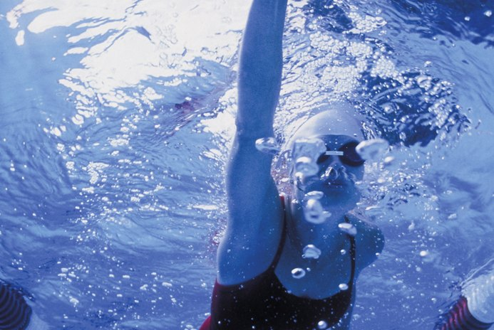 3,000-Yard Swimming Workouts