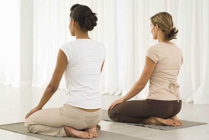 Japanese Yoga Exercises