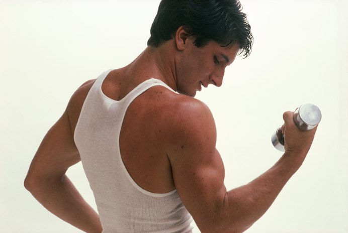 Do You Use Your Biceps for Sprinting?