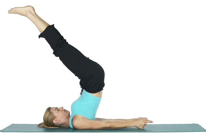 Pilates Rollover Exercises for Beginners