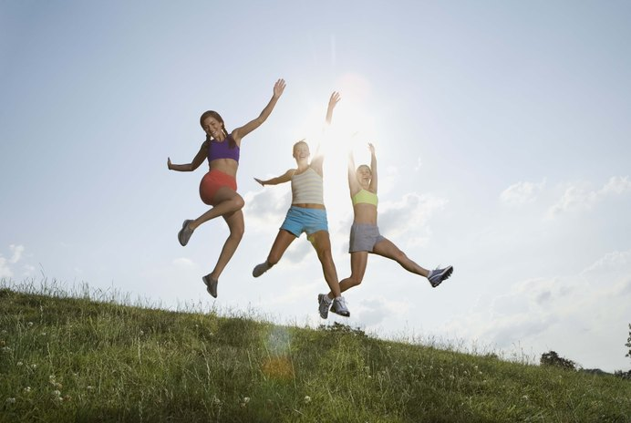 The Best Workout to Jump Higher