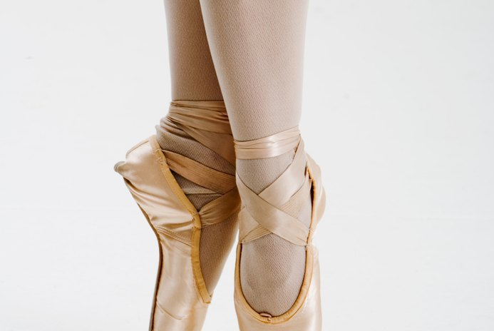 Pointe Shoe Exercises to Strengthen Ankles