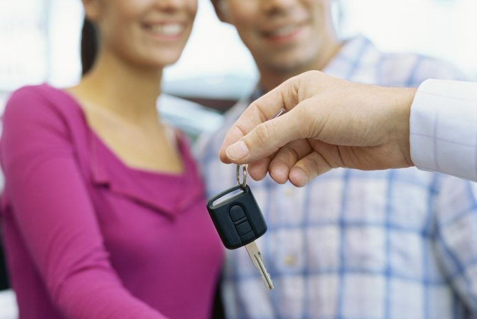 Auto Financing With High FICO Scores