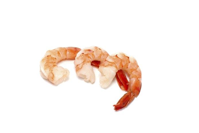 Natural Sodium in Shrimp