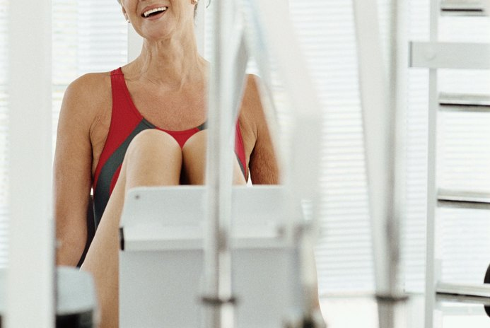 Exercises That Are Good for Women's Hip Bone Health