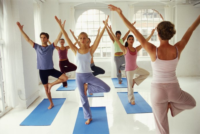 Can Yoga Make You Look Younger?