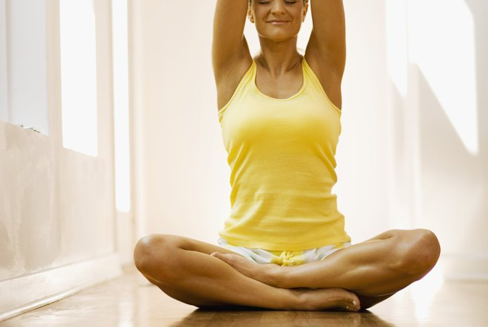 Bikram Yoga for Stretching Muscles & Bones