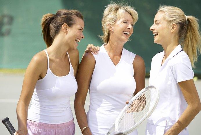 Fun Tennis Drills for Groups