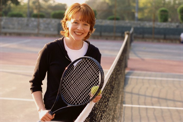How to Improve on Your Tennis Skills Consistency by Practicing Alone