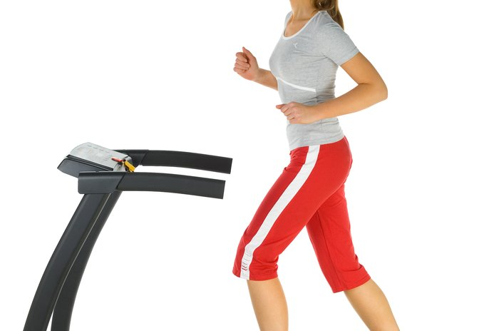 A Treadmill Running Program for Beginners