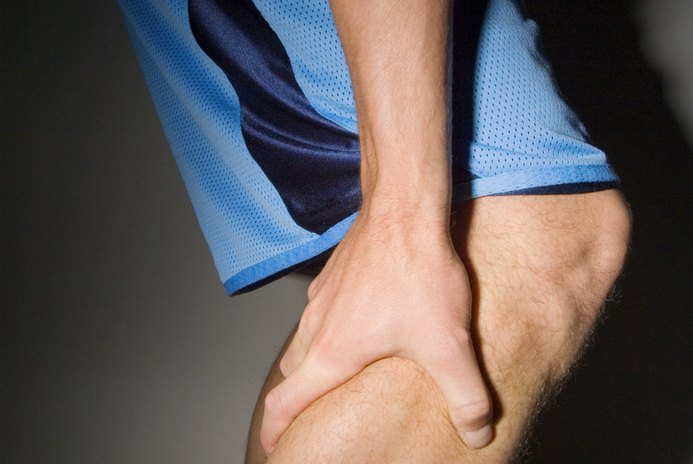 What Do You Do When Your Leg Muscle Tightens Up?