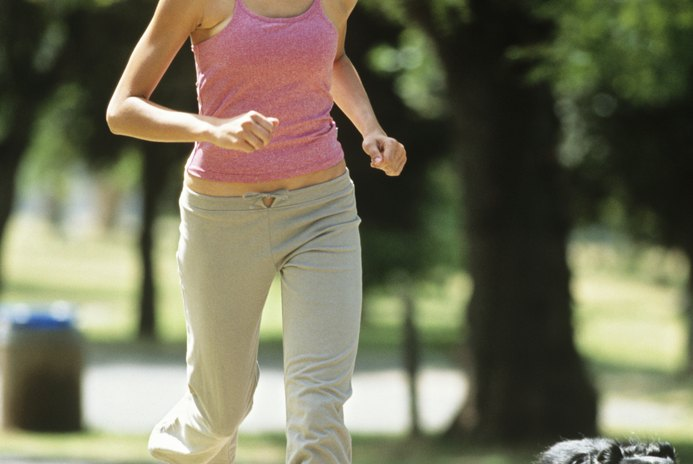 Running With a Retroverted Uterus