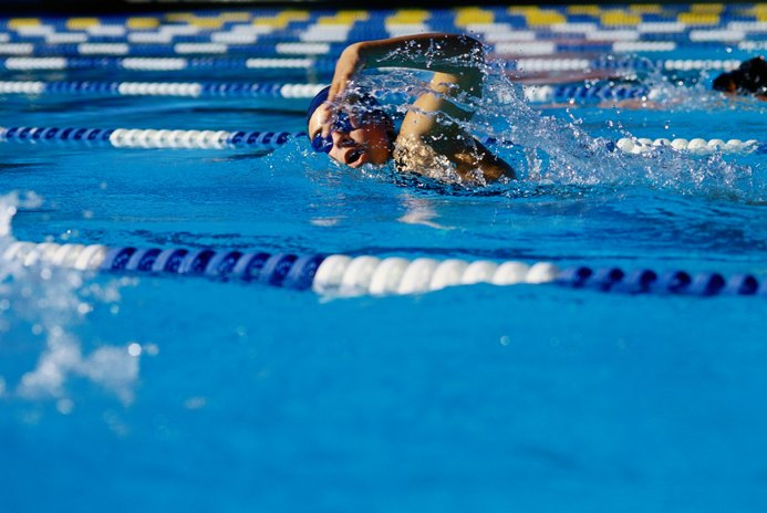 Leg & Arm Exercises to Improve Swimming