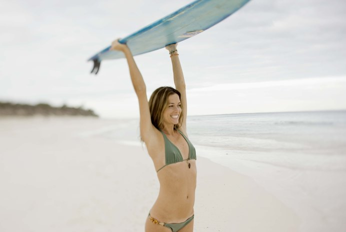 Paddle Board Exercises