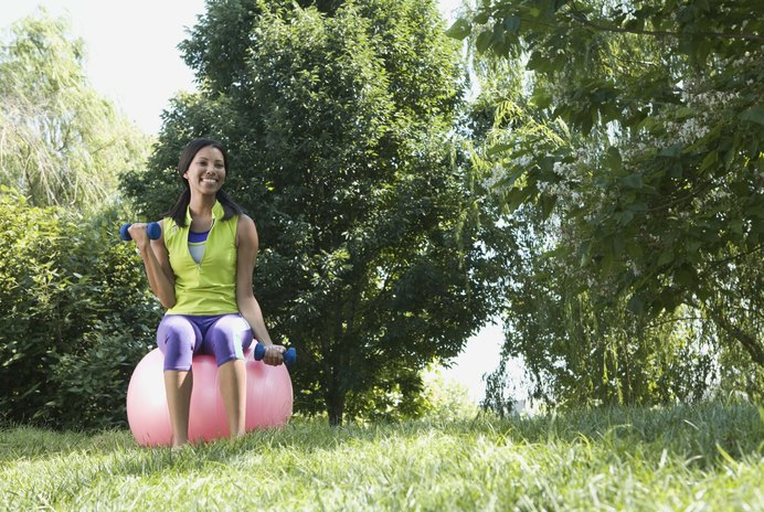The Best Burst Resistant Exercise Balls