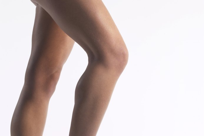 How to Exercise the Tops of Your Thighs