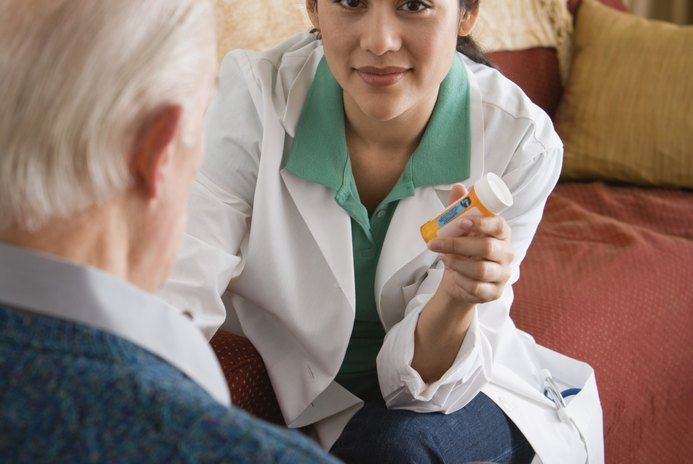 The Job Description of a Certified Medication Aide