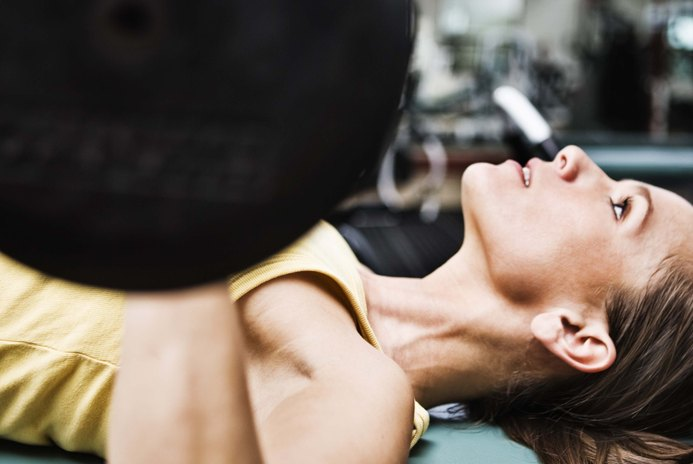 Do Your Breasts Become Bigger With Lifting Weights?