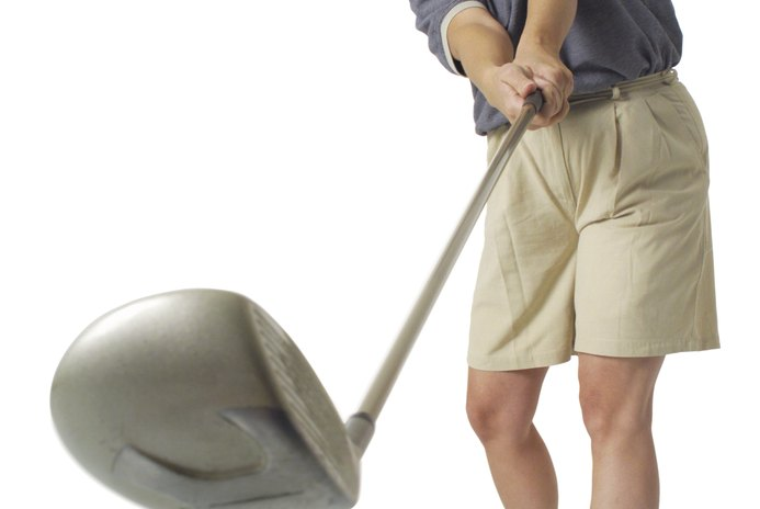 How to Keep the Right Elbow Tucked in the Golf Swing