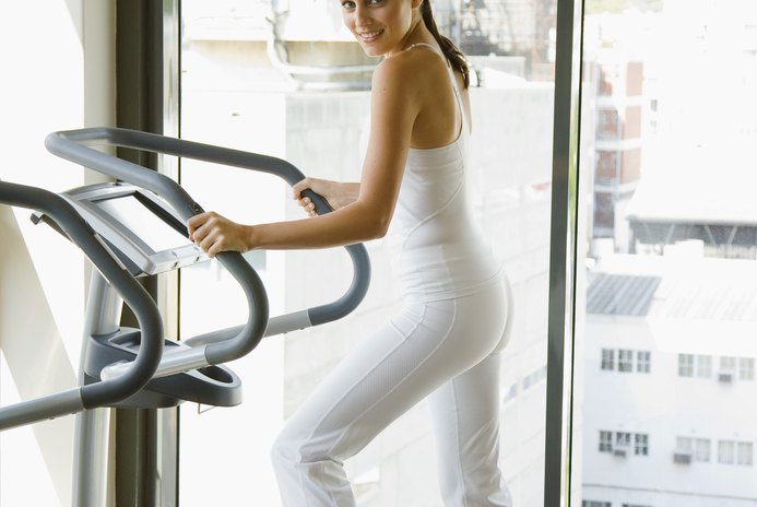 How to Use the Elliptical Machine for Groin Stretching