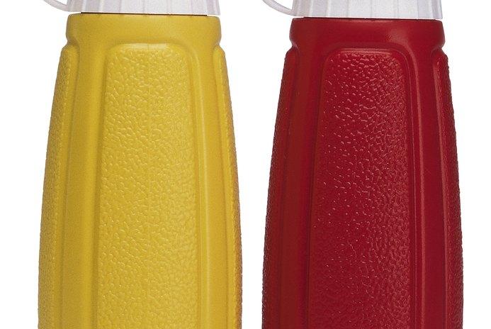 Health Benefits of Mustard, Ketchup & Hot Sauce Condiments