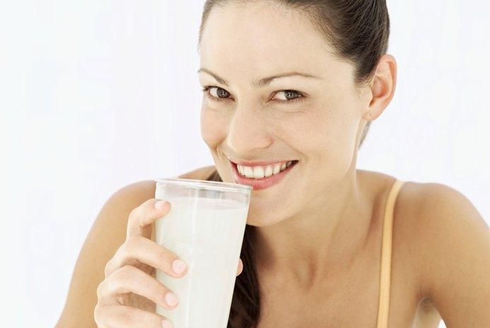 A Heart-Healthy Diet & Skim Milk