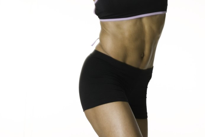 Good Exercises to Lose Belly Fat on a Mini Trampoline