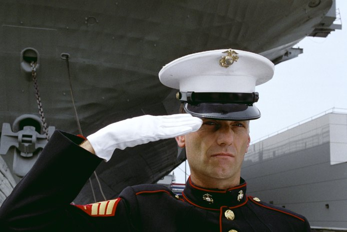 What Is an Administrative Discharge From the Marines?