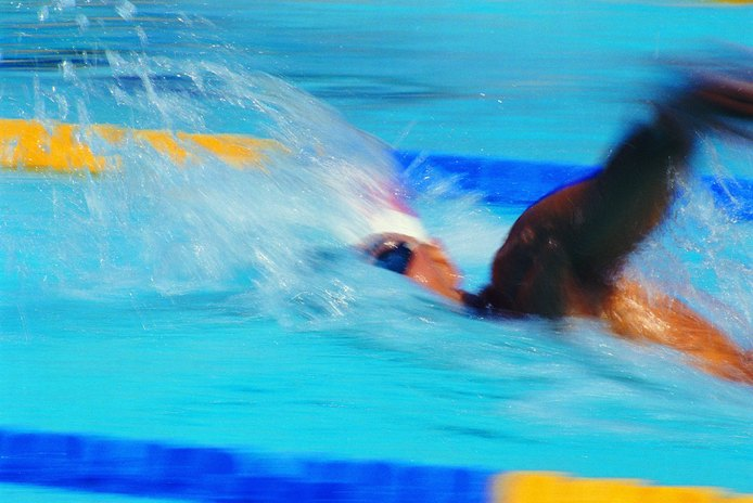 Anaerobic Vs. Aerobic Swimming Workouts