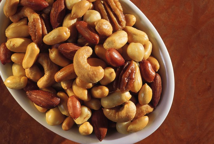 Are Mixed Nuts Healthy?