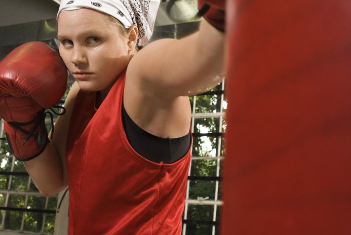 Heavy Bag Workout Routines for Beginners