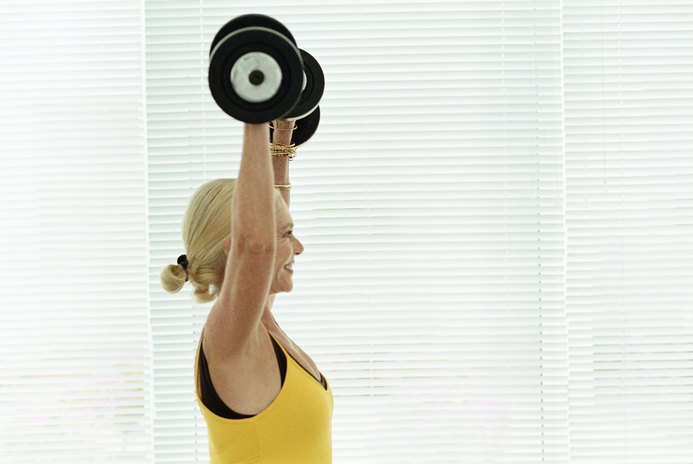 Do Women Lose Weight Faster With Weight Lifting?