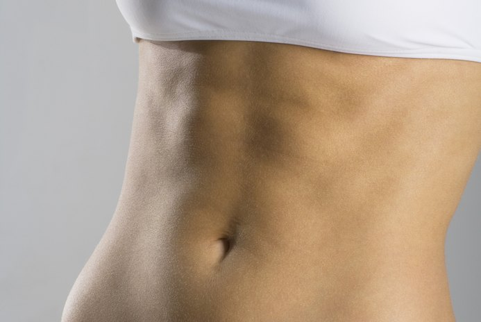 How to Get a Flat Stomach Without Losing Weight