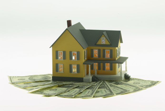 Can a Person Pay the Debt Owed on a House & Assume Ownership?