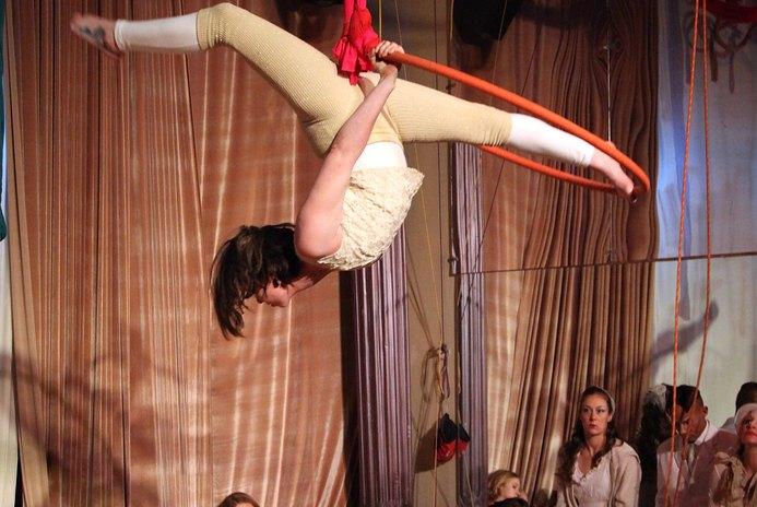 Anti-Gravity Yoga Poses