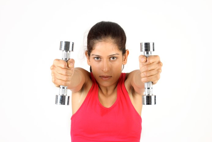 Do You Burn Calories Doing Arm Circles?