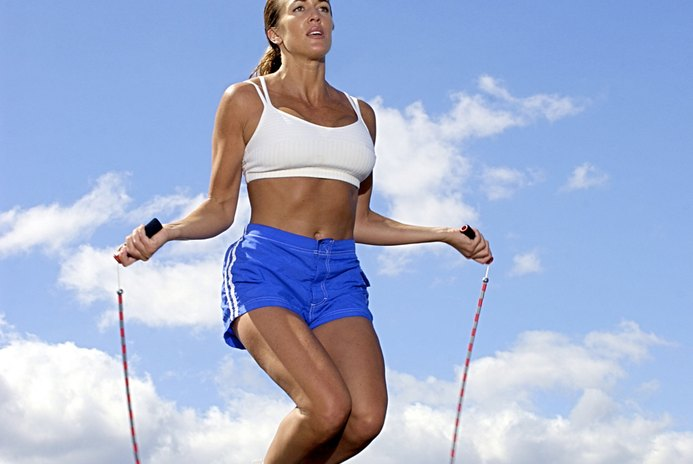 The Best Ways to Do Jump Rope for the Heart