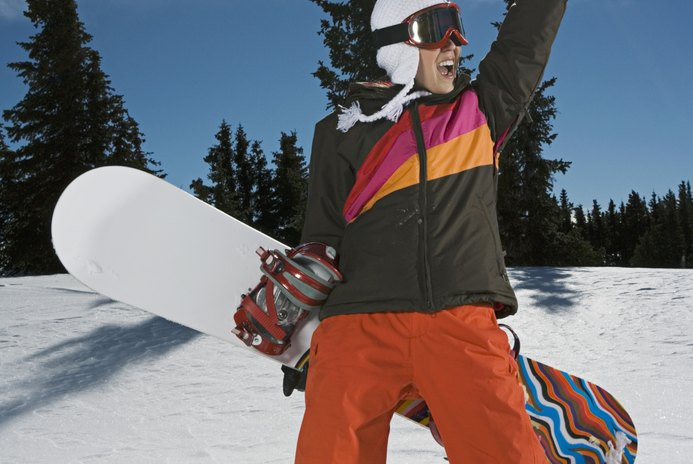 Do You Want Polarized Lenses When Snowboarding?