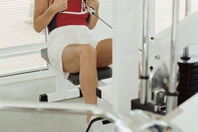 Lat and Rhomboid Exercises