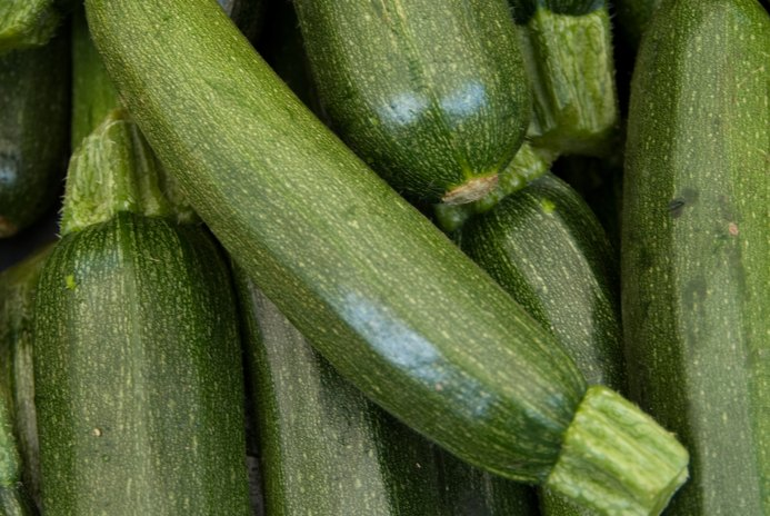 Nutrients Found in Zucchini