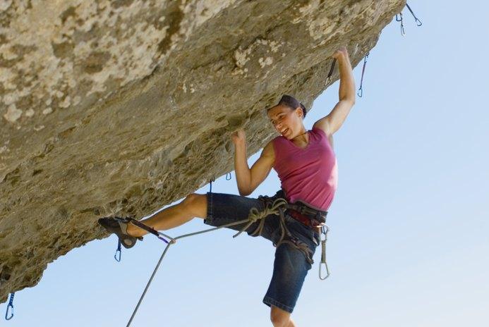 Does Rock Climbing Burn Fat?