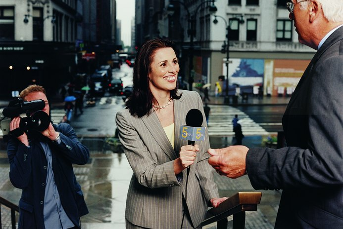 Interview Questions for Broadcasting
